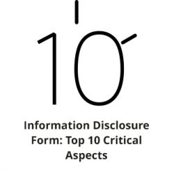 Information Disclosure Form