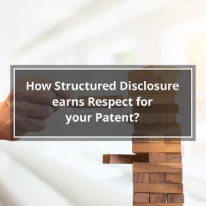Structured Disclosure